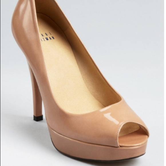 """260067986586 Stuart Weitzman """"Lille"""" heels"""